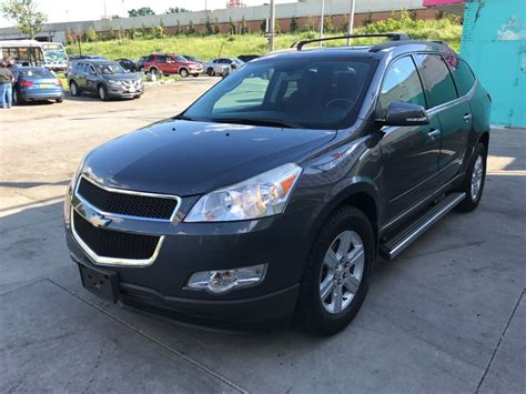 used chevrolet traverse for sale used 2011 chevrolet traverse lt suv 10 490 00