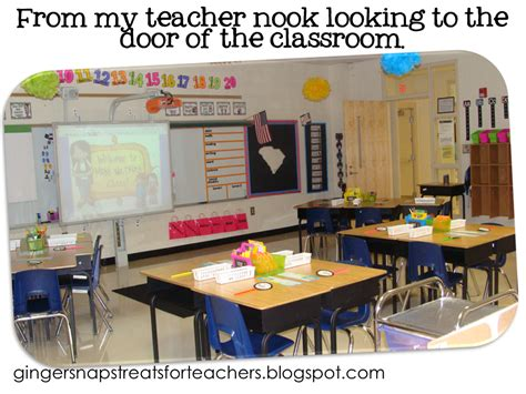 classroom layout 3rd grade ginger snaps classroom reveal and must haves monday