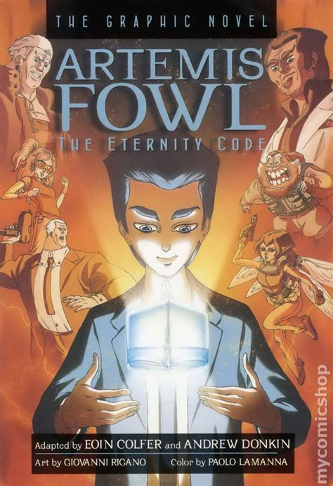 artemis a novel books artemis fowl the eternity code hc 2013 disney hyperion