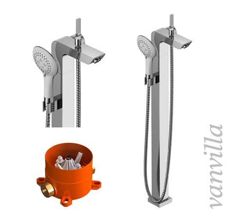 vanvilla freistehende standarmatur f 252 r badewanne