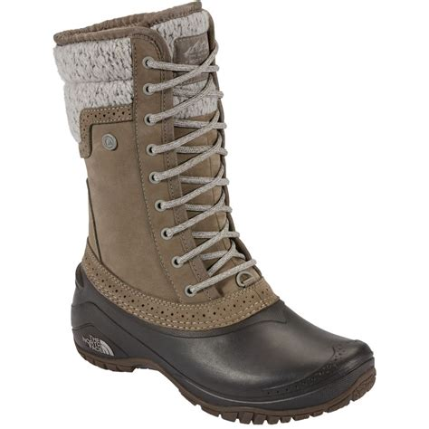 northface boots the shellista ii mid boot s