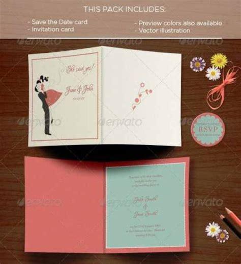 desain kartu undangan pernikahan modern desain undangan pernikahan terbaik template photoshop