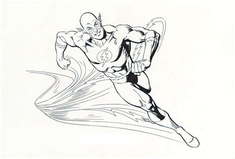 flash coloring pages 20 free printable the flash coloring pages