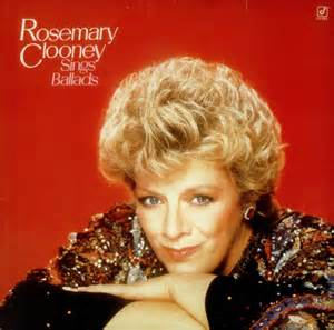 rosemary clooney why shouldn t i lyrics rosemary clooney sings ballads germany vinyl lp album lp