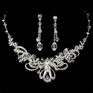 prom jewelry couture beautiful bridal wedding prom jewelry set hs9 s wedding veils