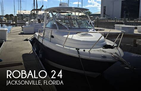 robalo boats for sale jacksonville fl robalo 24 for sale in jacksonville fl for 83 400 pop