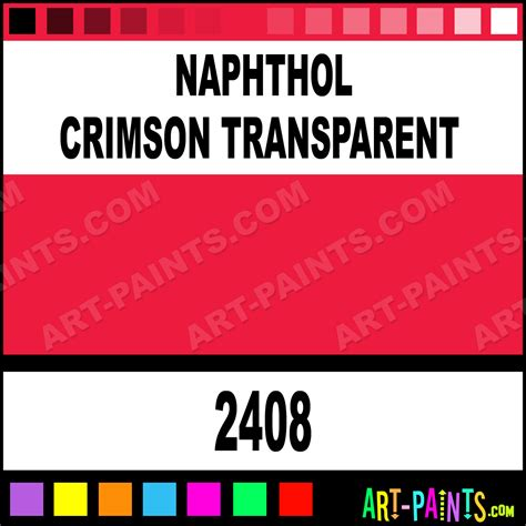naphthol crimson transparent ceramcoat acrylic paints 2408 naphthol crimson transparent