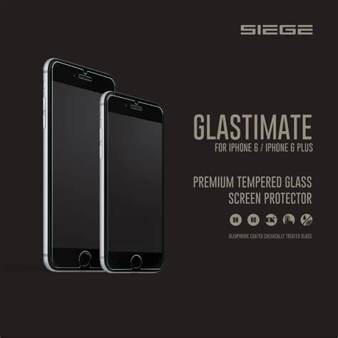 Tempered Glass V Apple Iphone 7 47 siege glastimate premium tempered end 10 26 2017 12 58 pm