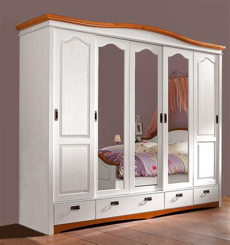 kleiderschrank weiß 3 türig best schlafzimmerschrank kiefer massiv photos house