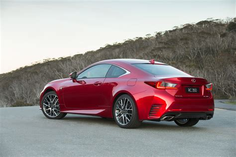 lexus rc350 coupe lands from a sharp 66k photos caradvice