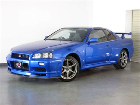 1999 Nissan Skyline 1999 R34 Nissan Skyline Gt R V Spec Photo S Album