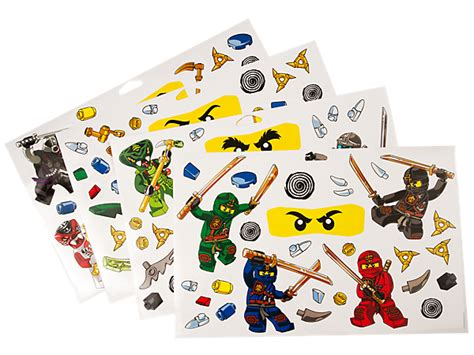 lego stickers for wall lego 174 ninjago wall stickers lego shop