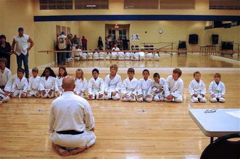 kevin bench contact phoenix area shotokan karate club