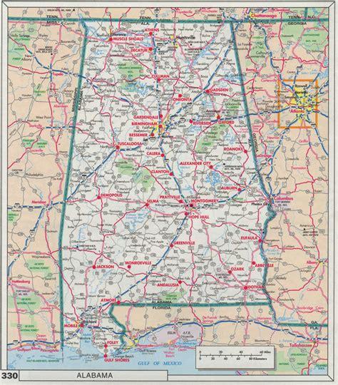 alabama road map alabama road map bwzesa 001