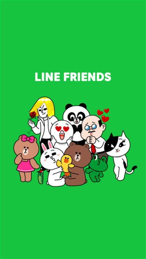 Line Friends Brown brown cony emoji stickers line friends app