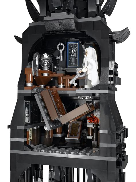 Lego The Lord Of The Rings 10237 Tower Of Orthanc lego 10237 tower of orthanc i brick city