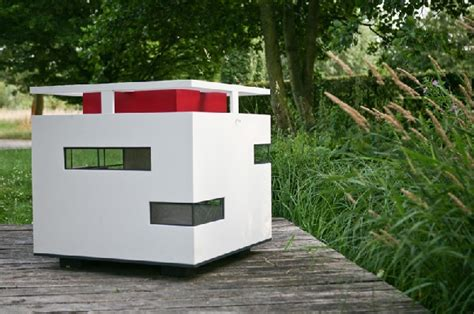 modern dog house modern homes for modern pets adorable or over the top