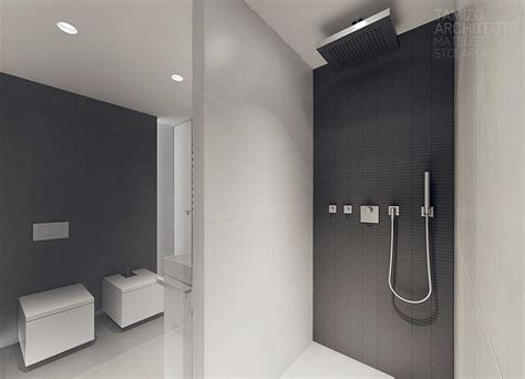 Mission Style Homes by Contemporary Shower Room Interior Design Ideas