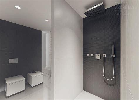Contemporary shower room Interior Design Ideas.