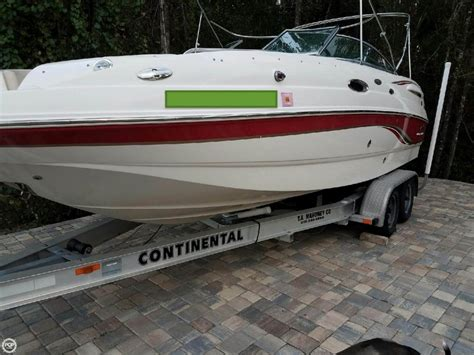 deck boats for sale in florida used 2006 used chaparral 236 sunesta deck boat for sale