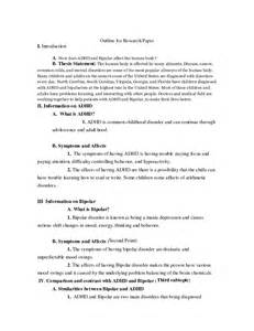 Bipolar Disorder Essay by Bipolar Disorder Research Paper Essays