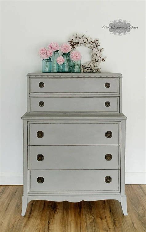 Gray Painted Furniture Best 25 Grey Chests Ideas On Grey Chest Of