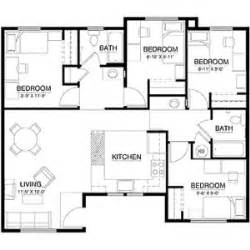 floor plan for 3 bedroom flat flat floor plan cus corner apartments green river