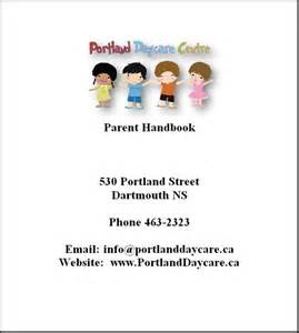 Family Day Care Parent Handbook Template by Pin Child Care Preschool Center Expands Vpk Program