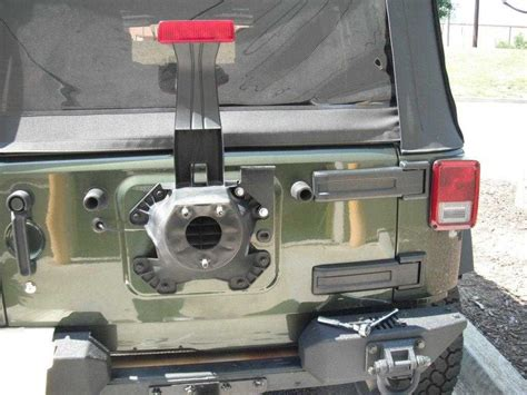 jeep cb antenna rugged ridge 11503 96 cb antenna mount kit for 07 18 jeep