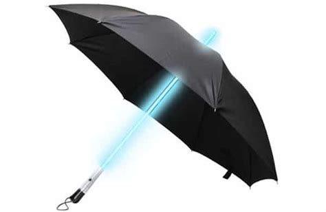 An Umbrella That Lights Up by Light Up Umbrella The Eye Catching Led Umbrella