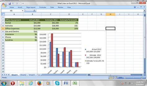 tutorial in excel 2013 how to chart in excel 2013 excel 2013 charts full page5