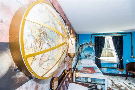themed hotels uk arctic explorer rooms towerstimes