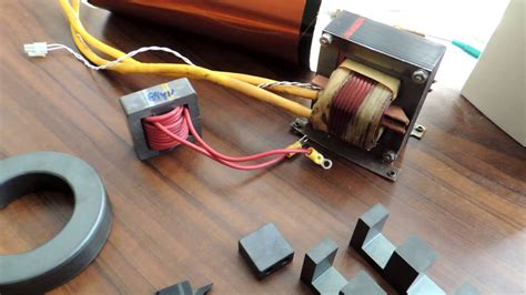 transformer and inductor transformer inductor design part 1
