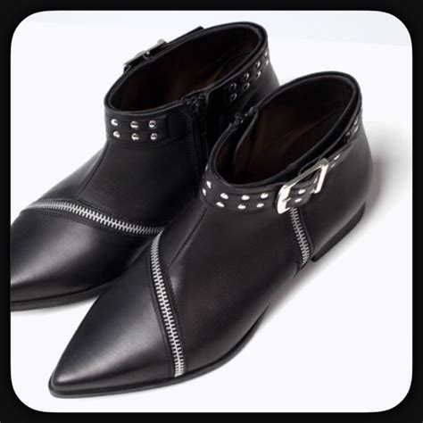 zara shoes sale 33 zara shoes sale authentic zara black leather