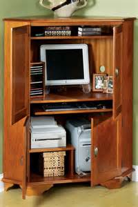 Corner Armoire Desk Best Furniture Items For Home Decoration