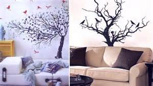 Sticker Trees For Walls stunning tree wall decals interior design inspirations