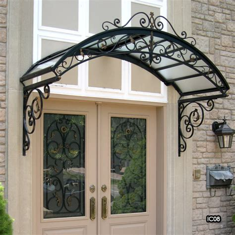 Wrought Iron Awnings by Miliano Design Ltd Wrought Iron Canopies