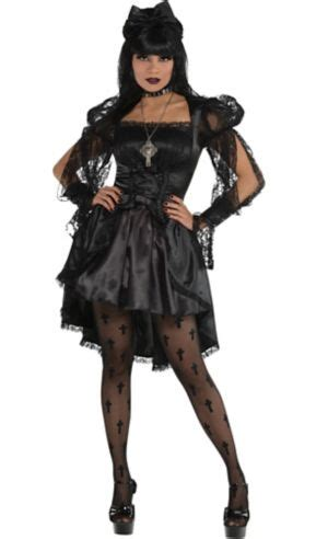 adult gothic dress party city