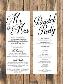 Wedding Invitation Layout Best 25 Wedding Programs Ideas On Pinterest Ceremony Programs Wedding Programs Wording And