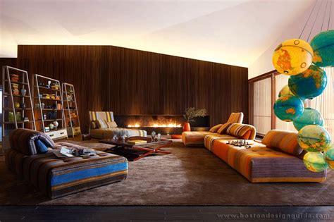roche bobois voyage immobile modular sofa roche bobois contemporary interior design in boston