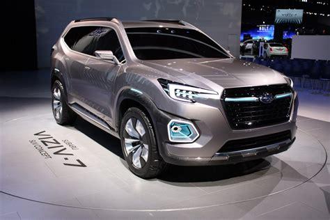 2017 Subaru Viziv 7 Suv Concept Picture 696319 Car