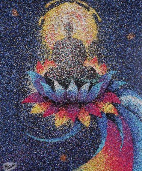 colored sand by ako tsubaki kaleidoscope