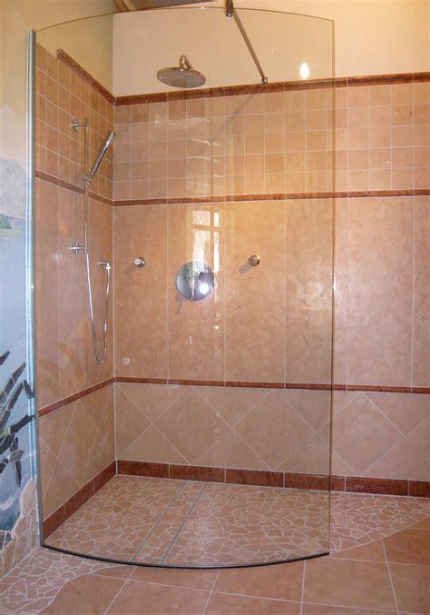 Bodentiefe Dusche