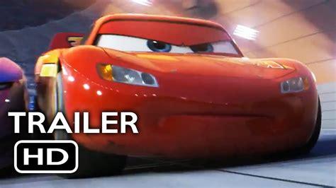 nieuwe film cars 3 cars 3 official teaser trailer 3 2017 disney pixar