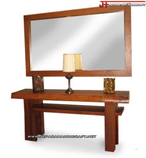 Hiasan Dinding Wood Solid meja rias minimalis paling unik dan antik harga murah