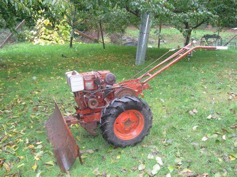 antique  model  simplicity walk  tractor sooke