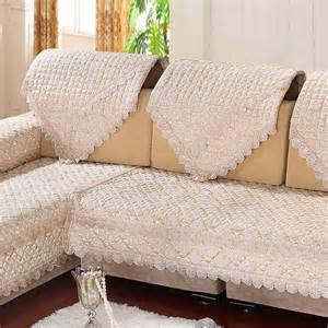 Sofa Set Cover Buy 3style Chenille Sofa Cover Set 1pc Printed Sectional Sofa