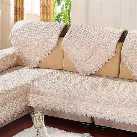 Sofa Covers Set by 3style Chenille Sofa Cover Set 1pc Printed Sectional Sofa