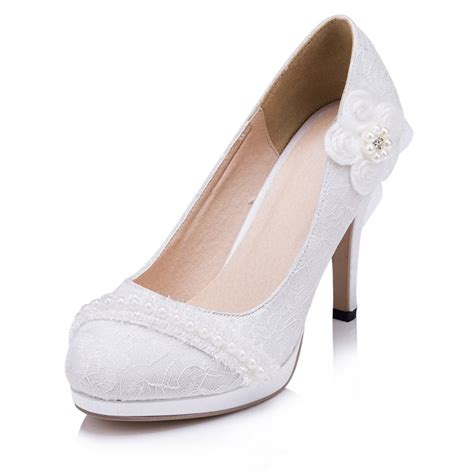 ivory dress shoes cheap get cheap ivory wedding shoes aliexpress