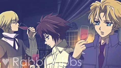 with ichijo and shiki